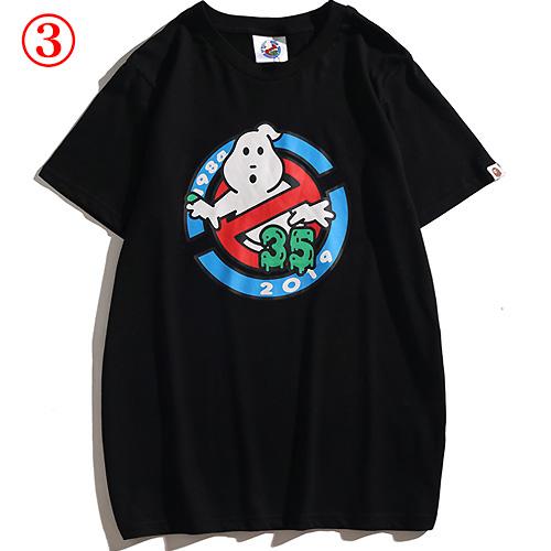 エイプ ( APE ) × GHOSTBUSTERS™(ゴーストバスターズ) 35周年 Tシャツ