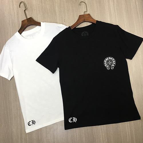 chrome Heart (クロムハーツ) Dim Logo Sword Tシャツ