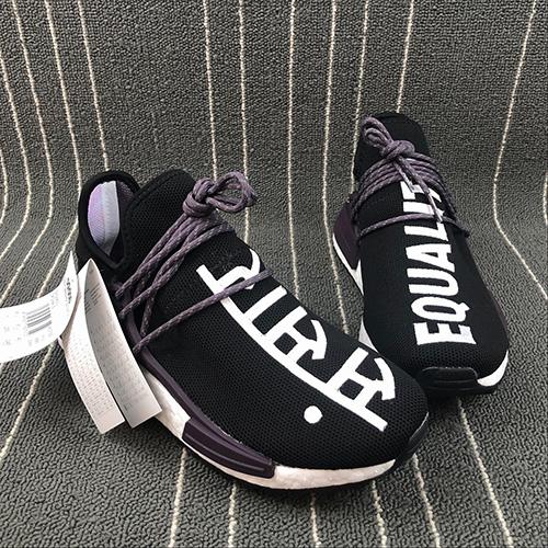 アディダス (adidas) × ファレル・ウィリアムス ( Pharrell Williams ) オリジナルス エヌエムディー Hu Trail BLACK