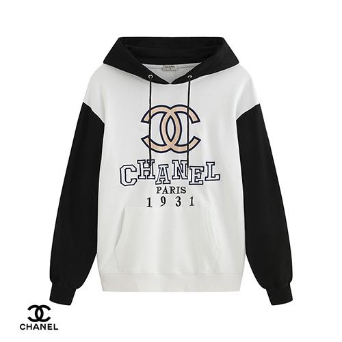 シャネル ( Chanel ) 1931 logo パーカー