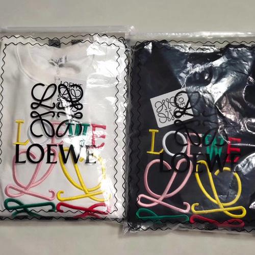 ロエベ (LOEWE) 刺繍トレーナー AW19