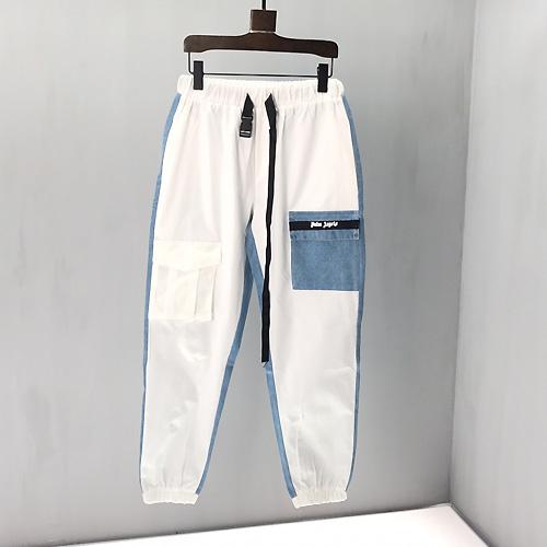 Palm Angels ( パーム・エンジェルス ) Heavy-duty stitching jeans スウェットパンツ