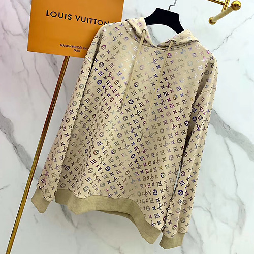 ルイ・ヴィトン ( LOUIS VUITTON ) Luster logo パーカー AW19
