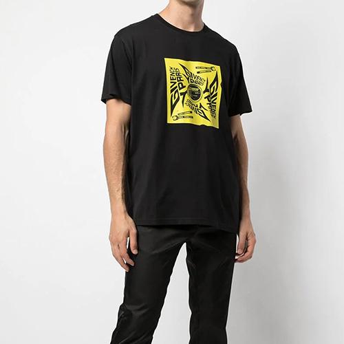 ジバンシィ ( GIVENCHY ) sun god solar Clock Tシャツ