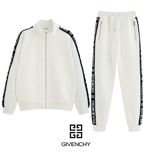 GIVENCHY ( ジバンシィ ) band satin セットアップ AW19