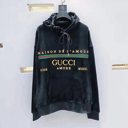 gucci (グッチ)エンブロイダリー オーバーサイズ スウェットシャツ FW19