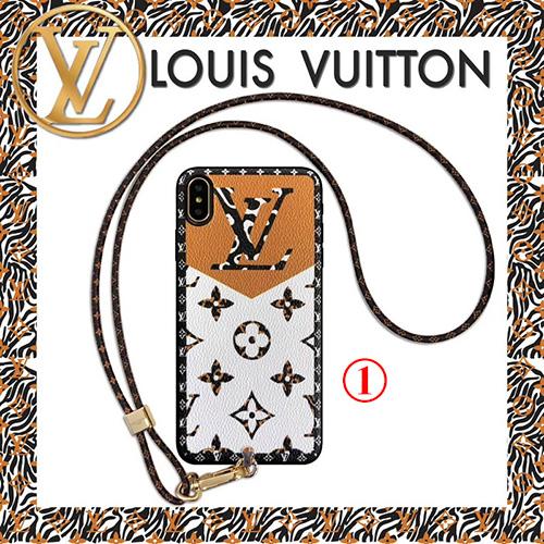 ルイ・ヴィトン (LOUIS VUITTON) IPhone用ケース 各種 AW19