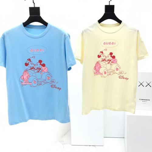 gucci (グッチ)× Mickey Mouse (ミッキーマウス) コラボTシャツ SS20