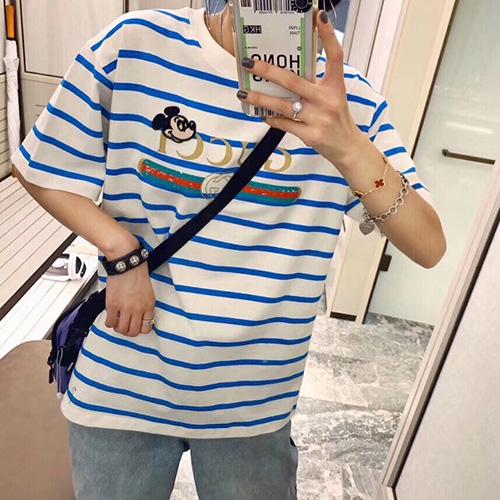 gucci (グッチ)× Mickey ( ミッキー ) ディズニーコラボ Tシャツ ss20
