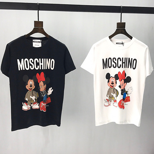 Moschino ( モスキーノ )  × Mickey ( ミッキー )   Year of the Mouse Limited Tシャツ SS20