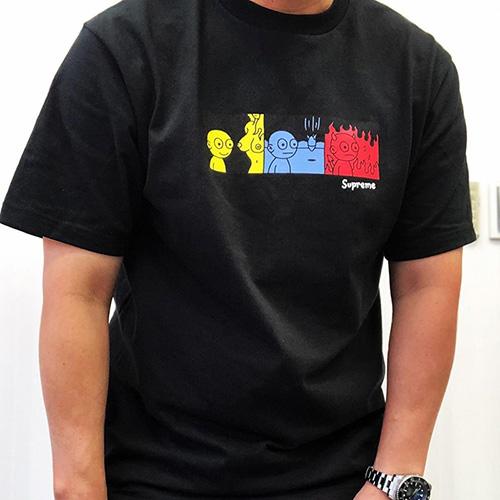 supreme ( シュプリーム ) Life Tシャツ FW19