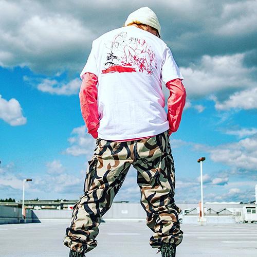 supreme ( シュプリーム ) Week7 Heroines Tシャツ FW19