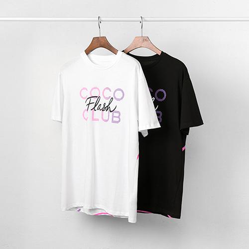 シャネル ( Chanel ) coco flash Tシャツ ss20
