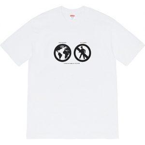 supreme ( シュプリーム )  SAVE THE PLANET Tシャツ 19FW