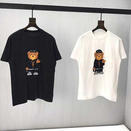 Palm Angels ( パーム・エンジェルス ) Plush doll Tシャツ ss20
