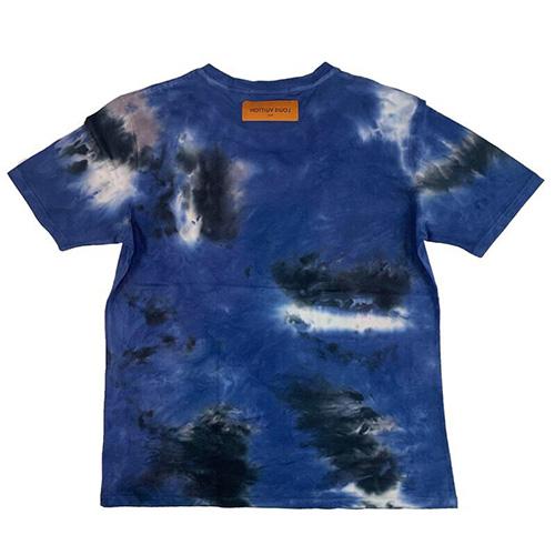 ルイ・ヴィトン ( LOUIS VUITTON ) カモタイ&ダイ  Tシャツ