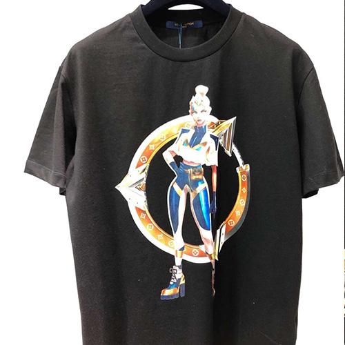 ルイ・ヴィトン ( LOUIS VUITTON ) LVXLOL SHORT SLEEVE 「リーグ・オブ・レジェンド」 Tシャツ ss20